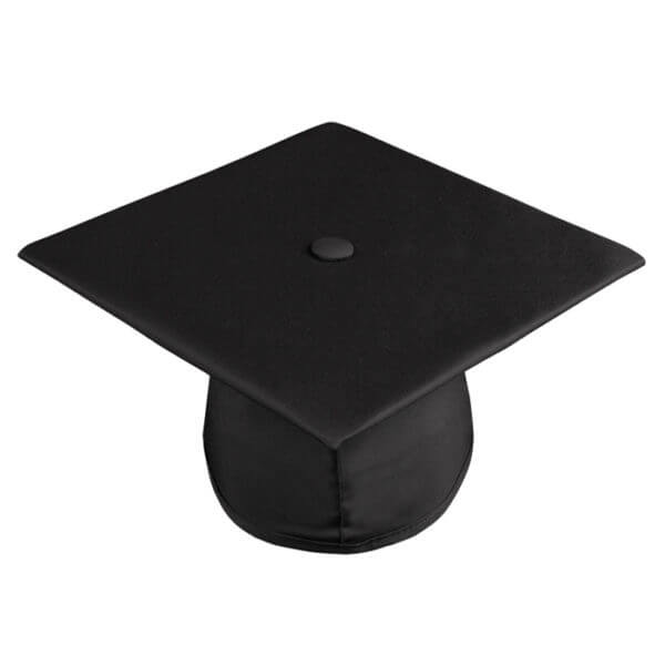Graduation Cap Black