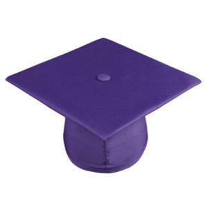 Graduation Cap Purple