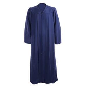 Toge de Graduation Bleu Marine