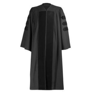 Professor Graduation Gown