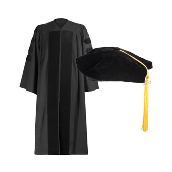 Graduation Set Professor