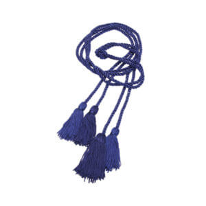 Honor Cord Navy Blue