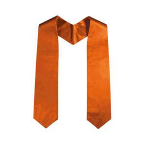 Écharpes d'Honneur Orange