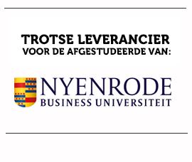 Trotse leverancier Nyenrode