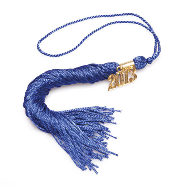 Tassel Royal Blue