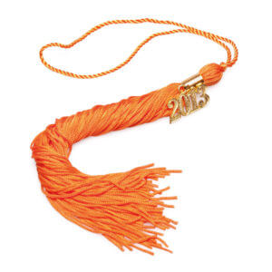 Tassel Oranje